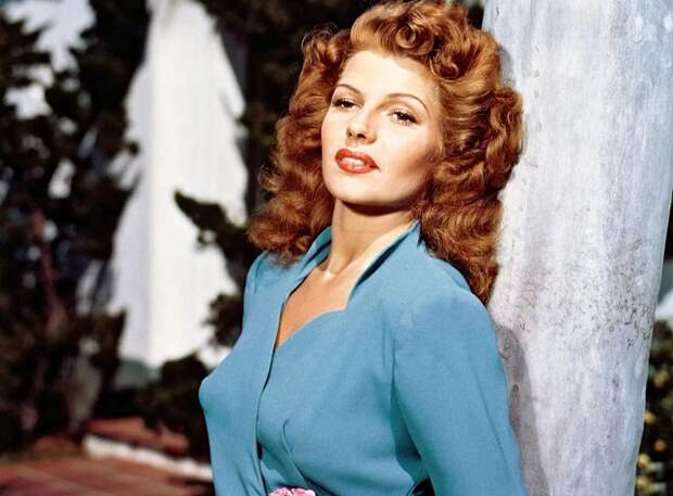 Rita Hayworth - голливудская актриса. | Фото: xxlproxy3.com.