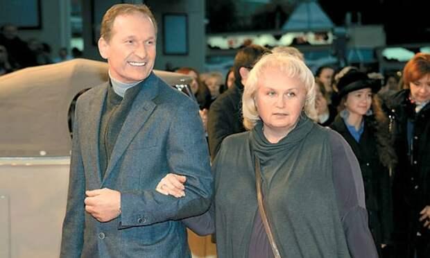Фёдор и Ирина Добронравовы. / Фото: www.bloknot.ru