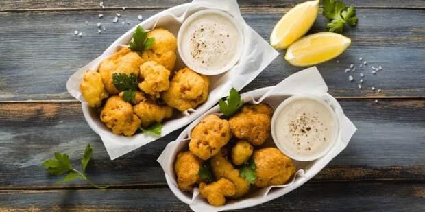 Что можно приготовить из цветной капусты: 5 блюд не хуже ресторанных