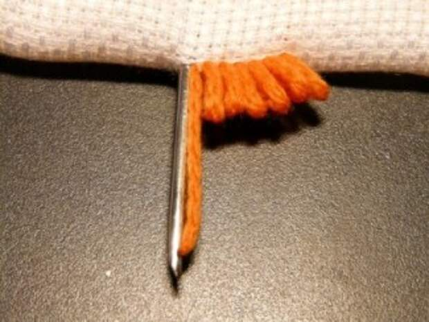вышивка гобеленовым швом 14