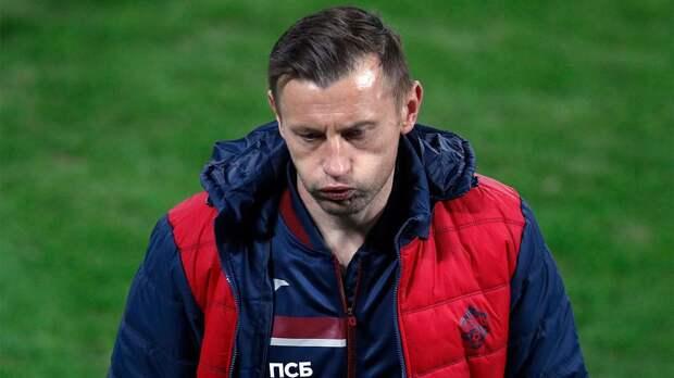 Олич: «Надо работать над стандартами и концентрацией, с этим у ЦСКА пока плохо»