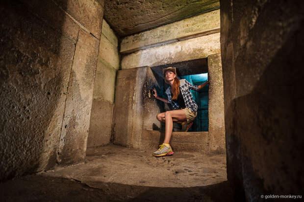 Миктлан - город который построили древние Боги. Тайна входа в подземный мир