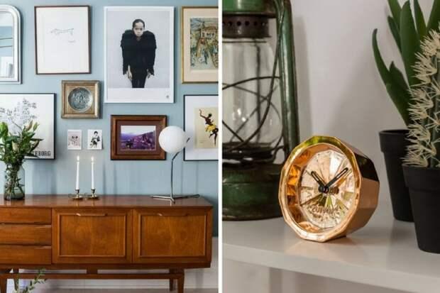 Стиль 90-х в интерьере: мебель, посуда и декор, которые вернулись в современный дизайн
