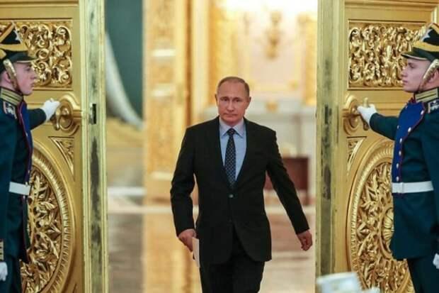 Стали известны детали инаугурации Путина