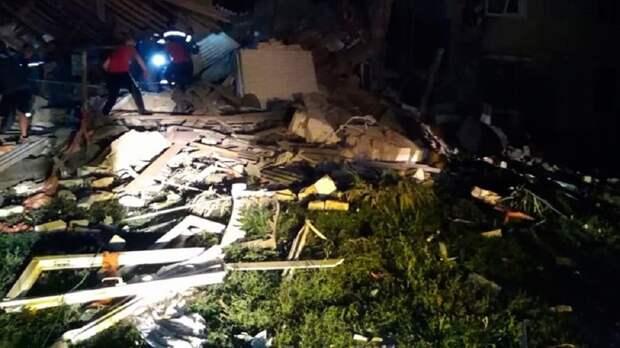 Взрыв газа в Липецкой области унес как минимум 3 жизни