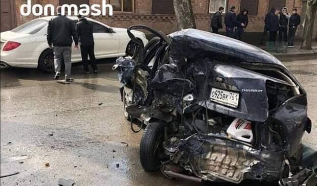 Стала известна личность водителя, сбившего пешехода наBMW X5 вРостове