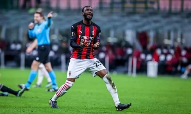 Томори хочет остаться в «Милане»