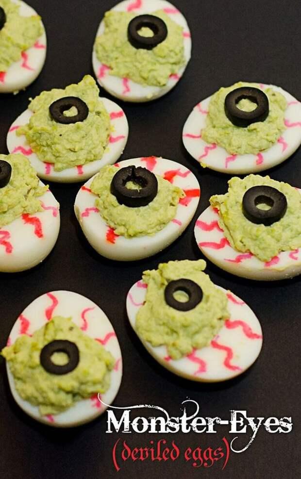 20 Creepy Green Halloween Treats | Irish American Mom