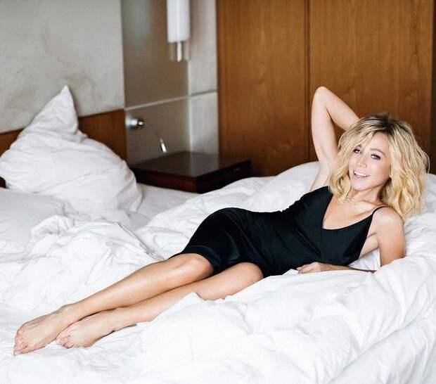 Он спит под моей кроватью? Юлия Барановская отреагировала на заявление Аршавина о ее личной жизни