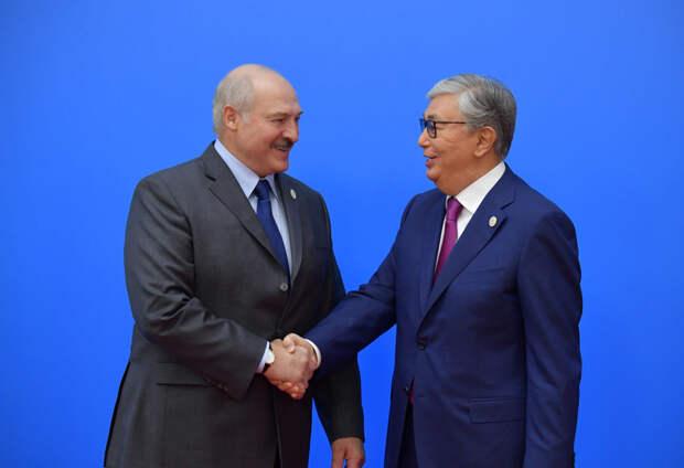 Лукашенко с Токаевым забивают последний гвоздь в крышку гроба хороших отношений с Путиным