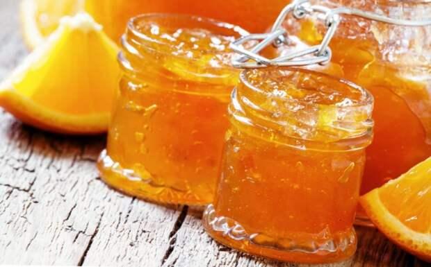 Рецепт очень нежного варенья из апельсинов. Сварила — восторгу не было предела!