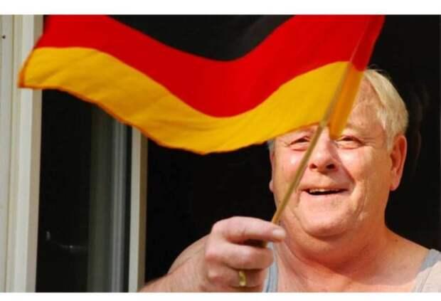 Немец был в шоке, когда узнал размер пенсий в России