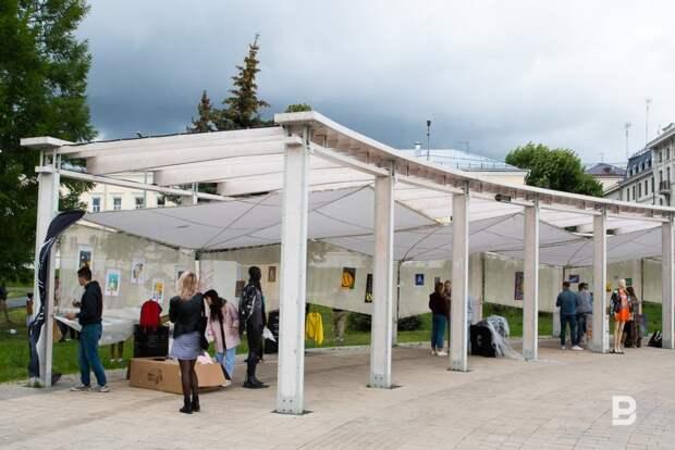 """Реконструкцию казанского парка """"Черное озеро"""" планируется завершить в этом году"""