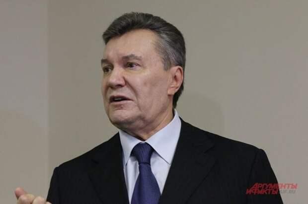 Суд ЕС отменил санкции против Януковича на 2019 год