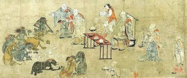 Хидаругами: почему японцы боялись ходить натощак в горы?