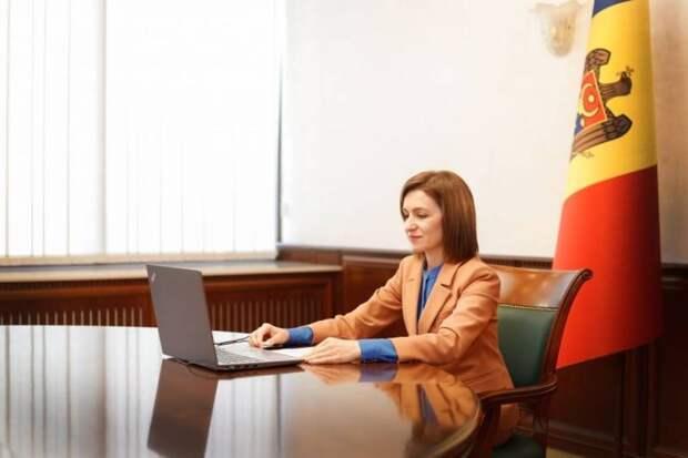 Санду объявила Приднестровье общей проблемой Молдавии и Украины