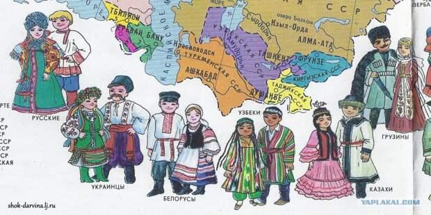 Культ национальной культуры: постсоветское клише