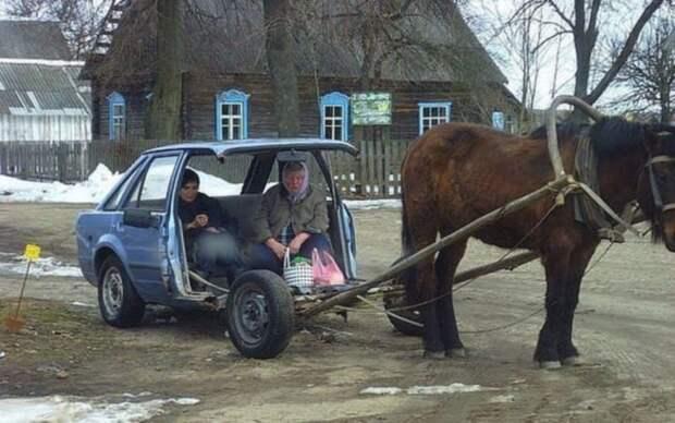 Однажды в… России: 20 фото, которые вызовут увас недоумение