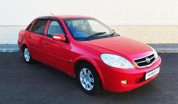 Купили Lifan Breez 2008 года… Восхитительная машина! Первый блин не комом!