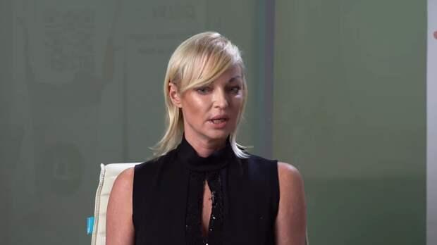 Волочкова показала фото со съемок сериала с ней в главной роли