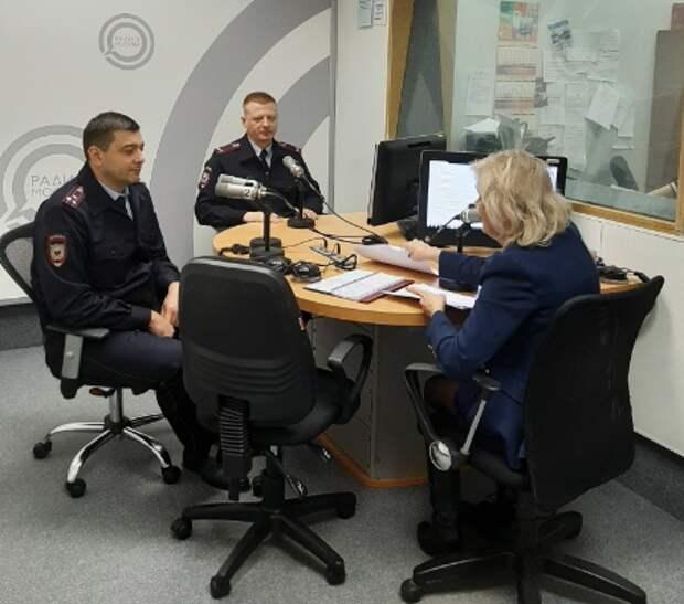Руководители УВД по САО озвучили способы защиты от мошенников