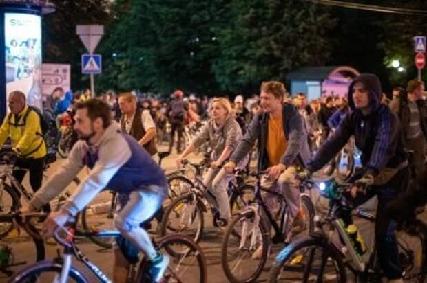 Накануне Дня города в Калуге состоится ночной велопробег
