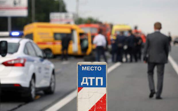 Cамые аварийные районы в Москве — ГИБДД предъявила список