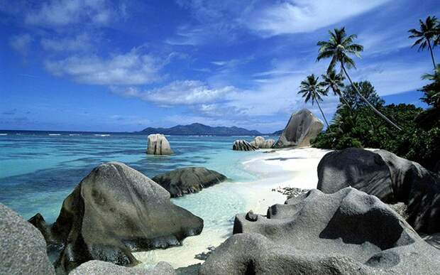 Ансе Сурс д'Аржан — пожалуй, самый фотогеничный пляж на планете