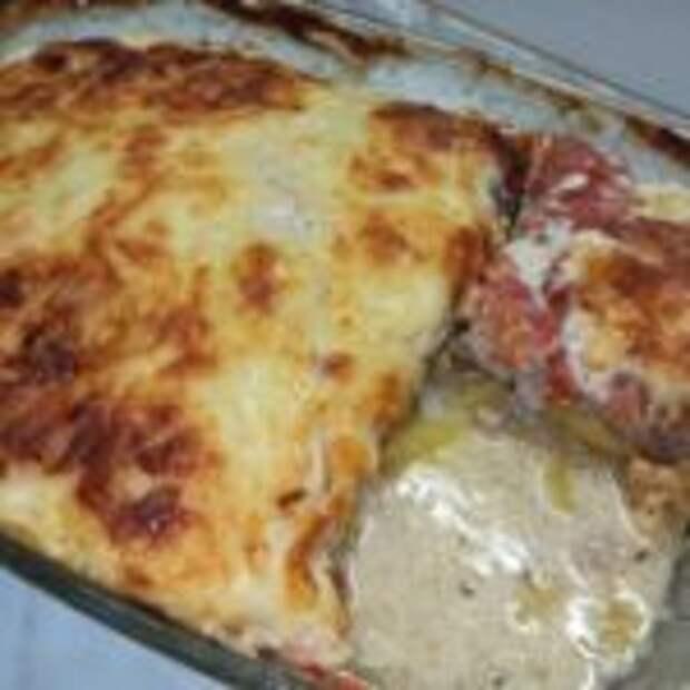 Вкусный обед или ужин! Картофельная запеканка с фаршем