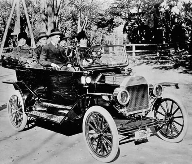 FORD-T. Автомобиль – эпоха авто, история, факты