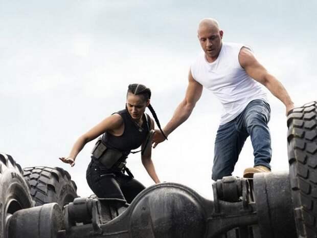 В Сети появился новый трейлер фильма «Форсаж 9» (ВИДЕО)