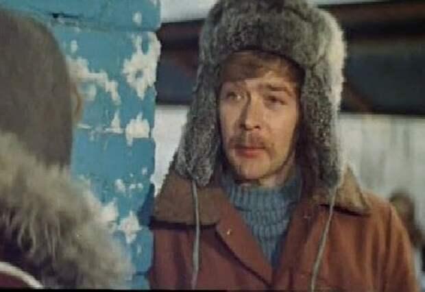 Сергей Проханов в фильме *Молодая жена*, 1978 | Фото: kino-teatr.ru