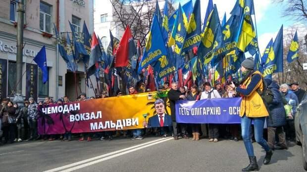 Украинский аналитик рассказал, чем обернется отсутствие олигархов для страны