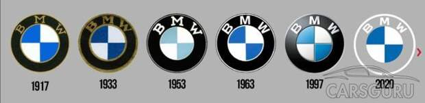 BMW поменяли логотип! Узнай на какой