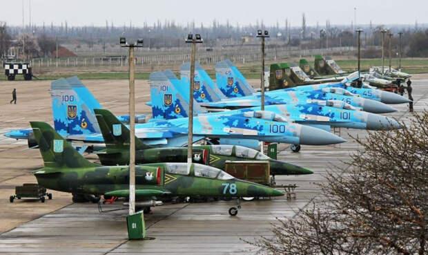 Нехватка денег не дает Украине приобрести новые истребители для своих ВВС