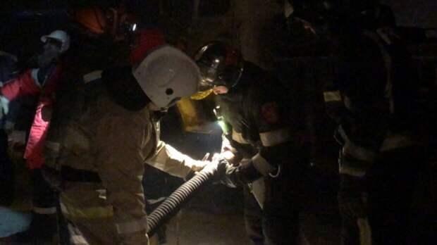 Пожар после взрыва газа в доме под Нижним Новгородом удалось локализовать