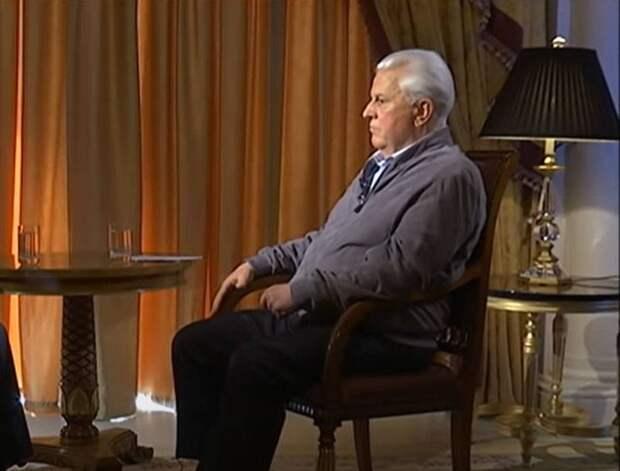 Кравчук: «Россия должна понять, с кем имеет дело»