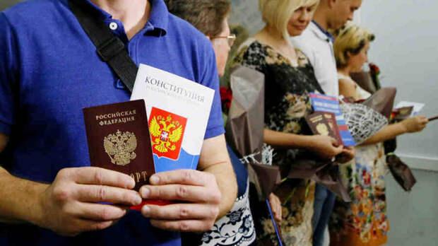 В ДНР сообщили, что гражданство РФ получили уже более 260 тыс. жителей республики