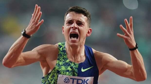 Российский легкоатлет Иванюк впервые в карьере выиграл этап Бриллиантовой лиги