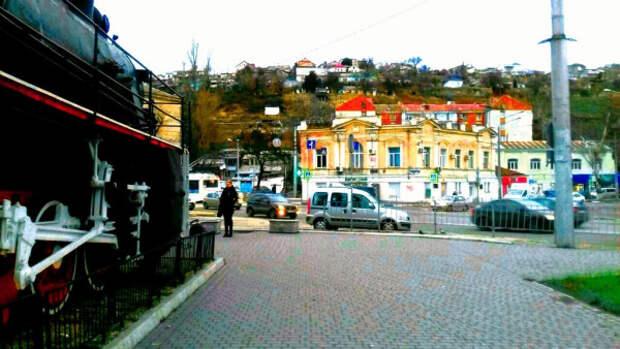 В Севастополе дорогу у автовокзала приведут в порядок