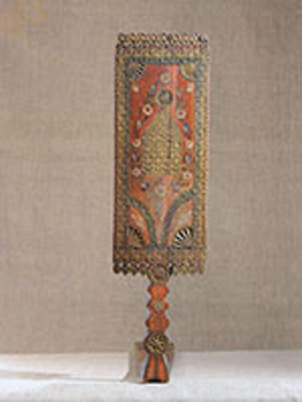 Прялка. Олонецкая губ. из собрания Русского музея