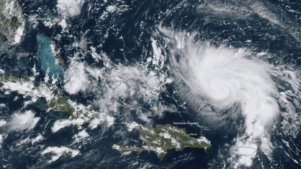 Ураган «Лаура» оставил без света более 190 тыс зданий в Техасе и Луизиане