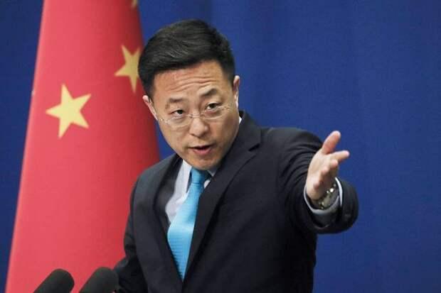 МИД КНР: Обвинения Microsoft о вмешательстве Китая в выборы США беспочвенны