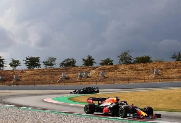 Вмешается ли дождь в расстановку сил на Гран При Испании?