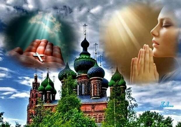 В Россию можно только верить! (стихи о России)
