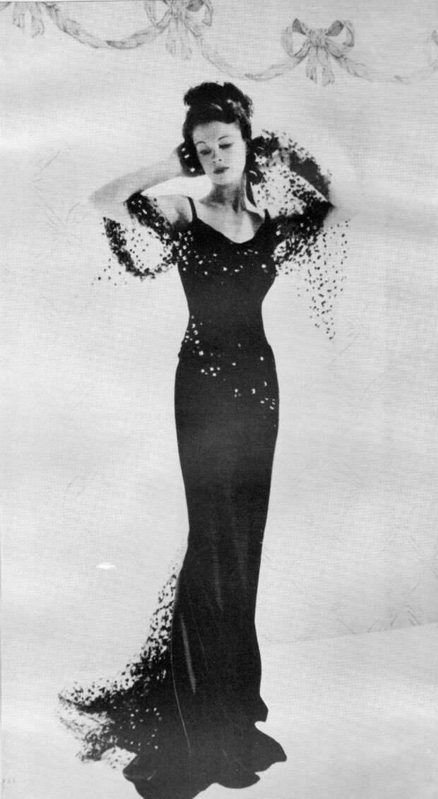 Вивьен Ли в самом начале актерской карьеры. 1930-е годы.