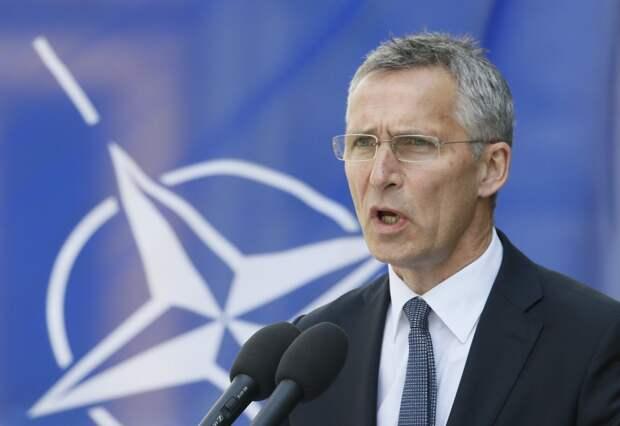 Столтенберг: НАТО наращивает военное присутствие в Черном море