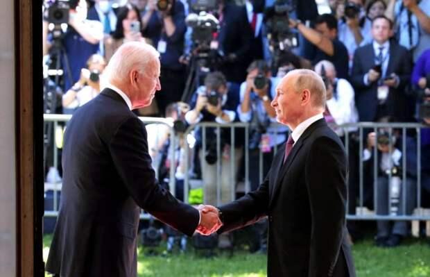 Становится понятным, о чем Путин договорился с Байденом в Женеве