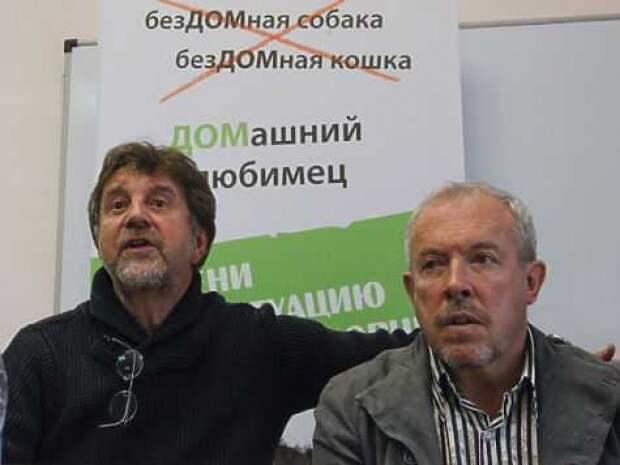 Ярмольник: Макаревич думал, что принадлежит к касте неприкасаемых, но ошибся