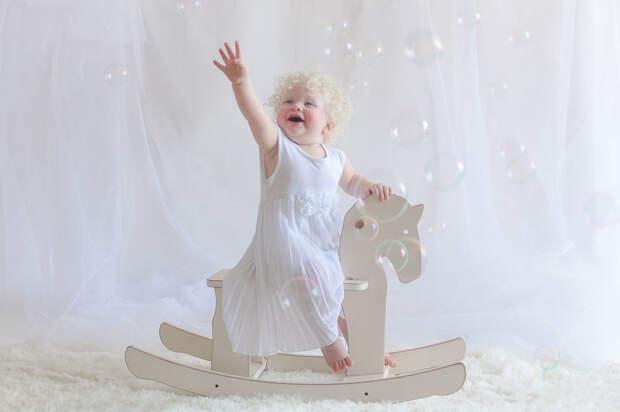 Гипнотическая красота альбиносов в фотопроекте Юлии Тайц